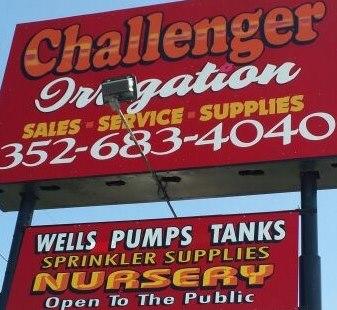 Challenger Irrigation